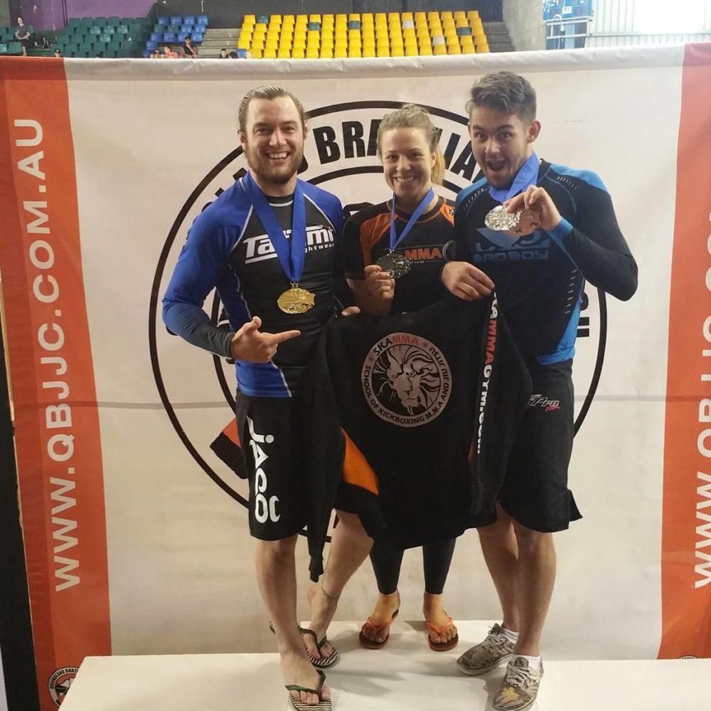 Brazilian Jiu Jitsu Competition