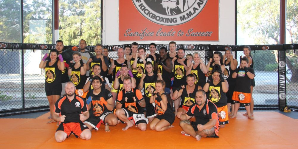 Muay Thai Kickboxing Gym