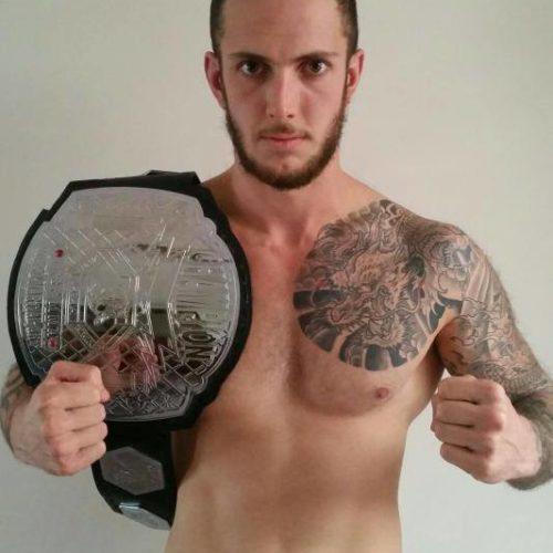 Mixed Martial Arts Champ Chris Wase